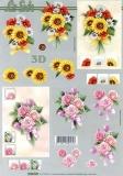 3D-Bogen Blumenstrauß von LeSuh (4169703)