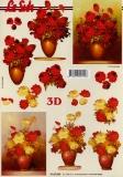 3D-Bogen Blumen von LeSuh (4169864)