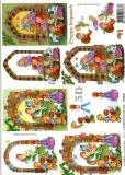 3D-Bogen Weihnachtskrippe von LeSuh (416972)