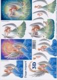 3D-Bogen Engel von LeSuh (4169480)