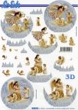 3D-Bogen Engel von LeSuh (4169912)