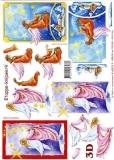 3D-Bogen Engel von LeSuh (4169570)