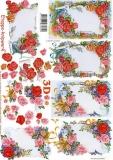 3D-Bogen Rosen von LeSuh (4169636)