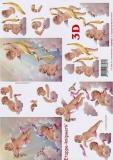 3D-Bogen 2 Engel von LeSuh (4169407)