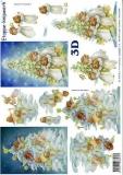 3D-Bogen Engel mit Baum von LeSuh (4169317)