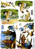 3D-Bogen Jesus, Maria & Josef von LeSuh (4169137)