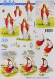 3D-Bogen Jesus von LeSuh (4169814)