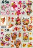 3D-Bogen Rosen klein von LeSuh (4169796)