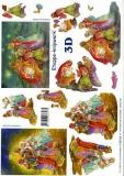 3D-Bogen Drei Könige von LeSuh (4169344)