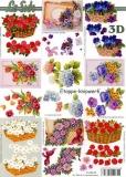 3D-Bogen Blumen klein von LeSuh (4169672)