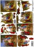 3D-Bogen Krippe von LeSuh (4169573)
