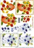 3D-Bogen Blumenstrauß von LeSuh (4169134)