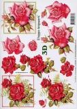 3D-Bogen Rosen von LeSuh (4169281)