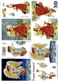 3D-Bogen Engel von LeSuh (4169554)