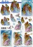 3D-Bogen Heilige Familie von LeSuh (4169918)