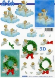 3D-Bogen Engel von LeSuh (4169922)