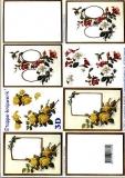 3D-Bogen Blumen im Rahmen von LeSuh (4169199)